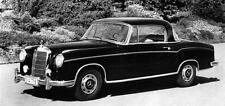 1957 Mercedes Benz 220S Coupe Factory Photo ua4457-RM8IWP