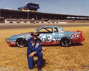 RICHARD PETTY #43 STP PONTIAC DAYTONA NASCAR AUTO RACING 8X10 PHOTO #2