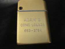Vintage...Storm...Master...Adam's Como...Lounge...Cigarette......Lighter ...USA