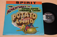 SPIRIT LP POTATOLAND 1°ST ORIG PSYCH PROMO EDITION AUDIOFILI TOP EX+