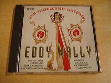 CD / EDDY WALLY - MIJN ALLERGROOTSTE SUCCESSEN
