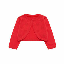 mothercare Girls' Cotton Jumpers & Cardigans (0-24 Months)