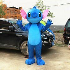 Lilo&Stitch Mascot Costume Disney Dress Adult Parade New Style Halloween Outfit