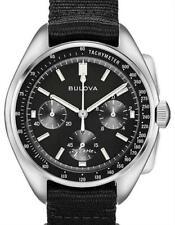 AUTHORIZED DEALER Bulova 96A225 Men's Lunar Pilot Archive Series 45mm Watch