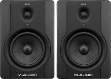 M Audio BX5 D2 Studio Monitor 70W Bi Amplified Recording Sound Speaker - Pair