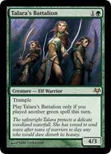 1x Talara's Battalion Light Play, English Eventide MTG Magic