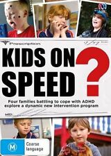 Kids On Speed (DVD, 2014)R4 New Stock, Genuine & unSealed (D170)