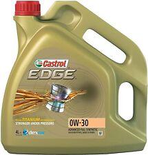 Castrol EDGE Titanium 0W-30 0W30 Fully Synthetic Engine Oil -  VARIOUS SIZES