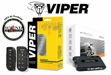 Viper 4810V 2 Way LED Digital Vehicle Remote Start System NEW