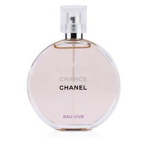 NEW Chanel Chance Eau Vive EDT Spray 100ml Perfume