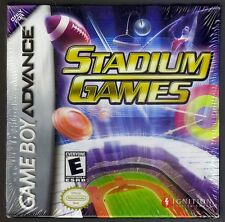 GBA Stadium Games (2001) Brand New & Nintendo Factory Sealed