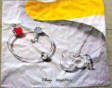 Pandora Disney Charms-Pandora Boutique Exclusive Banner  Mickey Mouse-Display