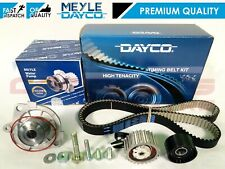 FOR SAAB 93 9-3 1.9 120BHP Z19DT DAYCO TIMING CAM BELT KIT WITH MEYLE WATER PUMP