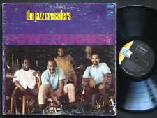THE JAZZ CRUSADERS Powerhouse LP PACIFIC JAZZ ST 20136 US 1969 Buster Williams