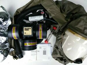 3M Breathe Easy Turbo PAPR Assembly 022-00-03R01 Air Purifying Respirator system