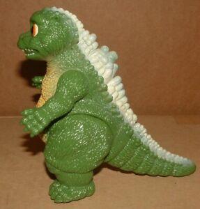"""1994 BANDAI 5 1/2"""" Tall LITTLE GODZILLA Vinyl Figure Baby Godzilla USA Seller"""