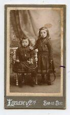 CDV . LECLERC & Cie . BAR-LE-DUC . Enfants . Jouets . Raquettes anciennes .