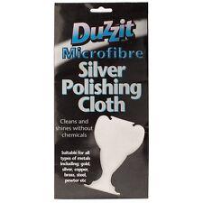 Paño de pulido de plata de acero oro de limpieza de metal y limpieza de estaño