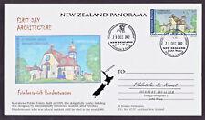 3 Maximumkarten Hundertwasser Universal Post  New Zeland