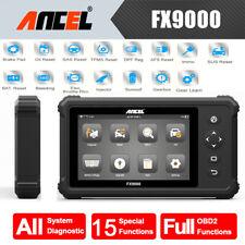 Ancel FX9000 Automotive OBD2 Scanner ABS TPS Transmission Car Diagnostic Tablet