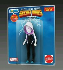 Sdcc 2016 Gentle Giant Marvel Secret Wars Spider Gwen Micro Bobble Con Exclusive