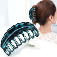 Big Women Retro Korean Acrylic Crab Clamp Hair Claws Hair Clips Banana Grips