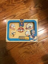 In Hand 2019 Disney Store Donald Duck 85th Anniversary 5 Pin Set LE 1600