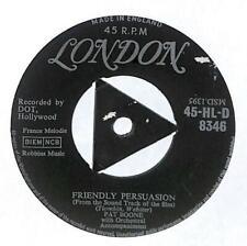 "Pat Boone - Friendly Persuasion - 7"" Vinyl Record"