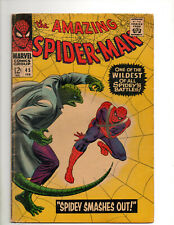 Amazing Spiderman #45 John Romita SR.Stan Lee 3rd Lizard appearence Lower grade