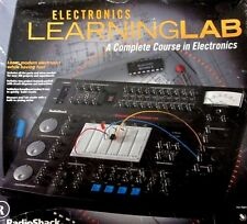 NEW Radio Shack Electronic Learning  Complete Course in Electronics Lab #28-280