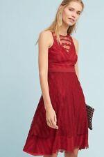 NWT Anthropologie Tango Lace Dress  Sz 8