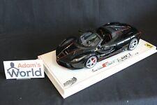 BBR Ferrari LaFerrari Aperta 1:18 new black Daytone (PJBB)