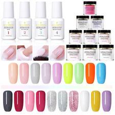 10ml Nicole diario pro inmersión polvo líquido esmalte de uñas Kit de arranque sin Lámpara UV