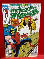 THE SPECTACULAR SPIDER-MAN #192 1992 MARVEL COMICS  SP1