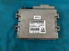 Original Renault Twingo Motor Steuergerät Siemens 7700860324 7700874631 16231014