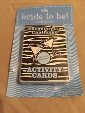 Bride To Be Card Game