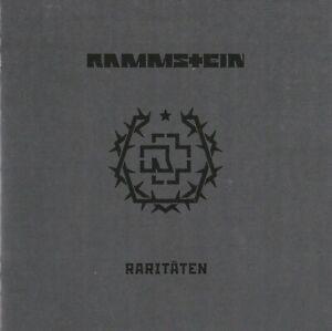 RAMMSTEIN - Raritaten 1994 - 2012 ( 2015 Cd album)