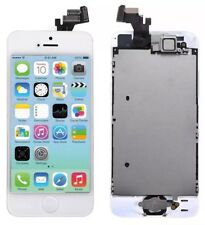 iPhone 5 LCD FRONT SCREEN+EAR SPEAKER+HOME BUTTON PRE-INSTALLED- QUICK SHIPPING