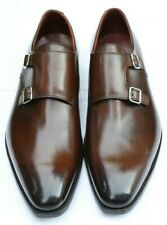 *Handgrade* New & Boxed Crockett & Jones 'Seymour' Double Monk Shoes 9.5 / 43.5