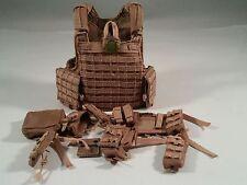 toys city USAF CCT HALO vest n pouch lot 1/6 Soldier story dragon bbi gi joe Dam