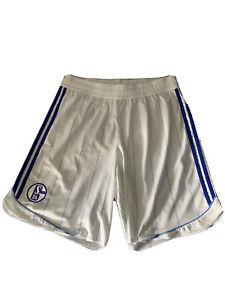 FC Schalke 04 Training Shorts Hose Größe XL Climacool -wie Neu-