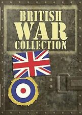 British War Collection 5 DVD Box Set NEW The Cruel Sea Dam Busters Colditz Story