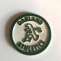 OAKLAND A'S ATHLETICS Vintage MLB RUBBER Baseball FRIDGE MAGNET Standings Board