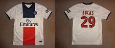 medium Paris Saint-Germain Football Shirt Soccer Jersey Trikot Maglia Lucas 29