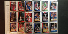 Upper Deck Basketball Trading Cards Collection 1993/1994