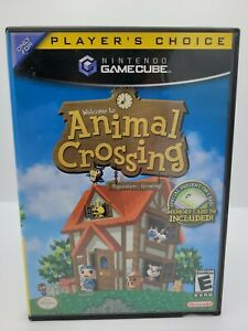 Animal Crossing Nintendo GameCube - TESTED