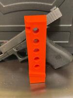 Glock Gunsmith Armorer's Magwell Vise Block For Glock 9mm .40 and .357 models