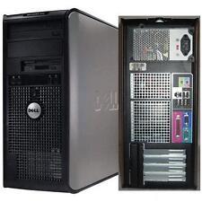 Dell OptiPlex 780 Desktop  Core 2 Duo 3.0 GHZ/ 4GB /250GB Tower
