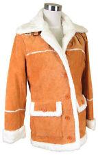 Markenlose Damenjacken & -mäntel ohne Muster mit Knöpfen