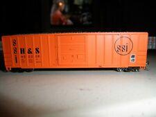 Hartford & Slocomb     FMC 5077 SD 50' boxcar
